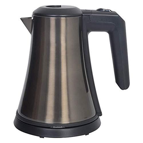 Elektrischer Wasserkocher Aus Edelstahl 0.8L, 800W Schnellkocher Tee Wasserkocher-Kocher-Kocher, Strix Controller, Kochtischschutzkessel,B