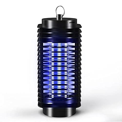 Pandiui23 Lámpara Mata Insectos Electrico, lámpara Antimosquitos eléctrico, Lámpara Mata Insectos Electrico (A)