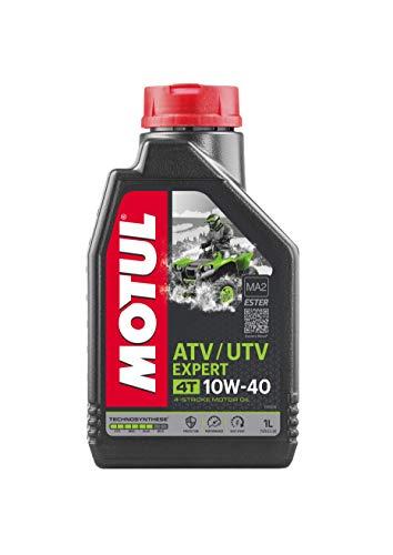 Motul 105938 Motoröl Power Quad 4T 10W-40, 1 L