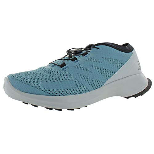 Salomon Herren Shoes Sense Flow Laufschuhe, Blau (Bluestone/Pearl Blue/Lapis Blue), 40 EU