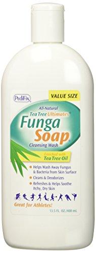 PediFix FungaSoap Cleansing Wash Value Size,13.5 Ounces