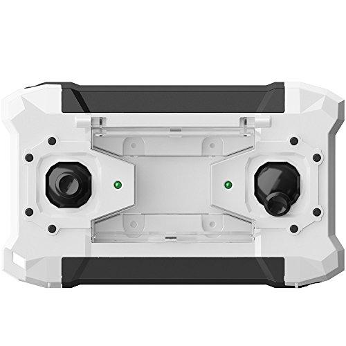 TwoCC Avión de juguete de control remoto Drone, Sbego Mini Drone Rc Quadcopter Pocket Control remoto sin cabeza Ufo Uav Gift (Blanco)