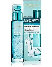L'Oréal Paris Hydra Genius Aloe Water 72H Liquid Moisturizer Normal to Dry skin 70 ML