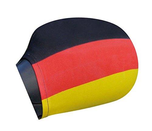 Amscan 400247 außenspiegelfahnen Alemania