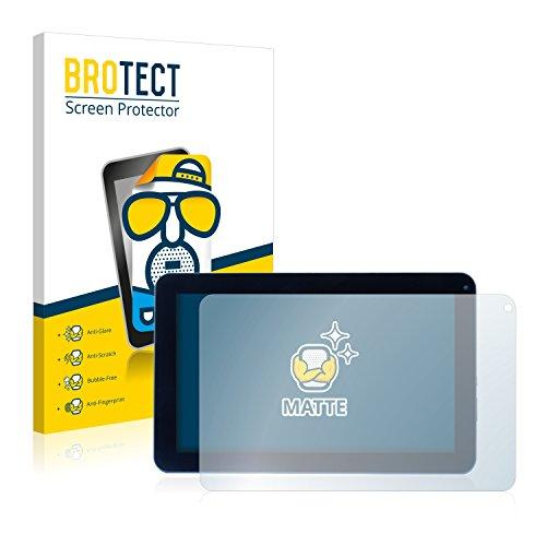 BROTECT 2X Entspiegelungs-Schutzfolie kompatibel mit Captiva Pad 10 3G Kommunikator 2015 Bildschirmschutz-Folie Matt, Anti-Reflex, Anti-Fingerprint