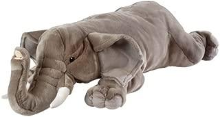 Wild Republic Jumbo Elephant Plush, Giant Stuffed Animal, Plush Toy, 30 Inches