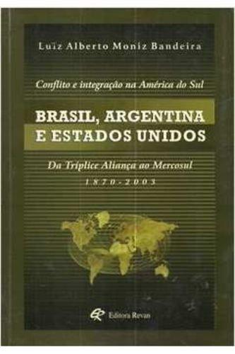 Brasil, Argentina E Estados Unidos