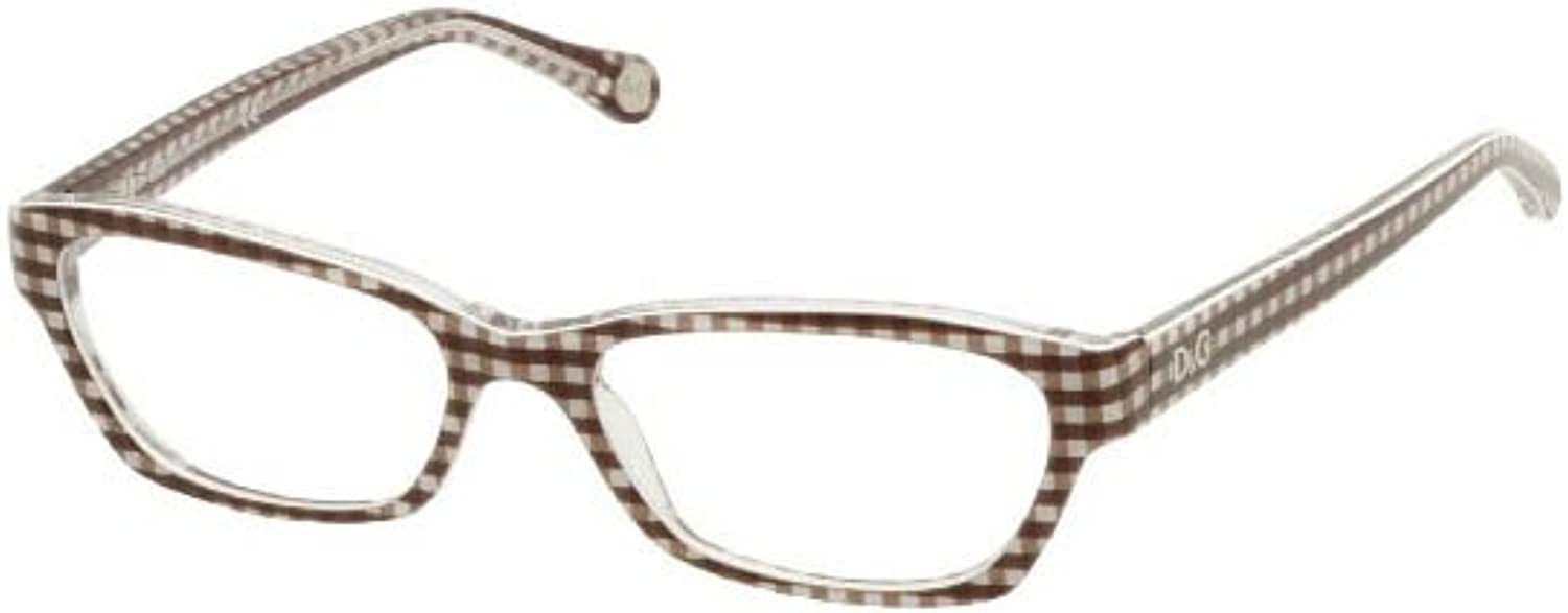 D&G DD1216 Eyeglasses1882 Brown Picnic52mm