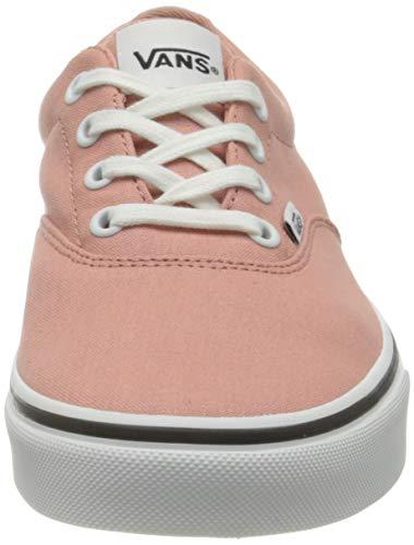Vans Doheny, Sneaker Donna, Tela Rose Dawn White, 37 EU