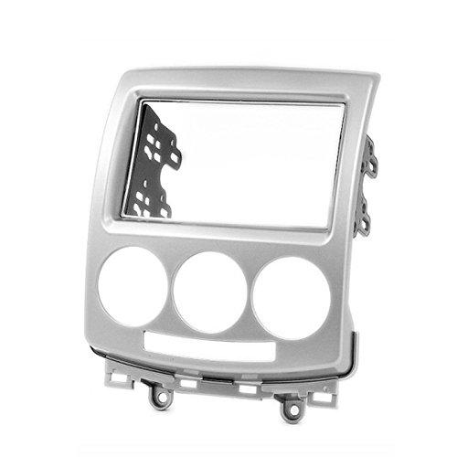 carav 11-084 Doppel DIN Autoradio Radioblende Installation Kit für i-Max/(5), Premacy Faszie mit 173 * 98 mm und 178 * 102 mm