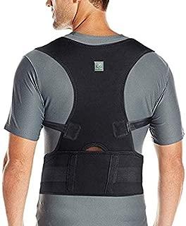 Posture Corrector for Men & Women That Provide Back Support Brace, Improve Thoracic Kyphosis, Prevent Slouching | Under Clothes Upper Back Brace | Adjustable Size(Medium)