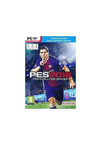 Pro Evolution Soccer 2018 (Premium Edition) (PC DVD)