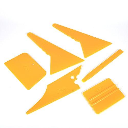 Professionele toolset voor het automatisch installeren van schraperfolies