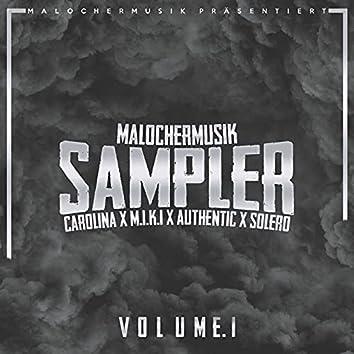 MalocherMusik - Sampler Vol. 1
