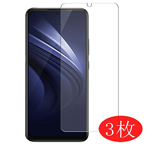 【3 Pack】 Synvy Screen Protector for vivo iQOO Pro TPU Flexible HD Film Protective Protectors [Not Tempered Glass]