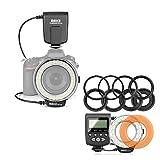 Meike FC110 - Flash Anual LED para Canon Nikon Olympus Pentax DSLR LF274