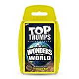 Image of Wonders of the World Top Trumps Card Game