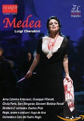 Cherubini: Medea [DVD] [2009] [US Import]
