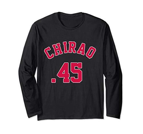 Chiraq Shirt Chi Town Chicago Gift Long Sleeve T-Shirt