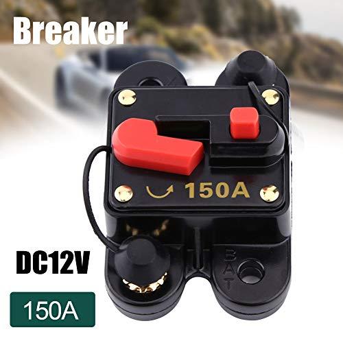 12V ~ 24V 80~300A automatische zekeringsschakelaar, Breaker Reset zekering voor het schakelen van autoradio's of grote elektrische apparaten (150A)
