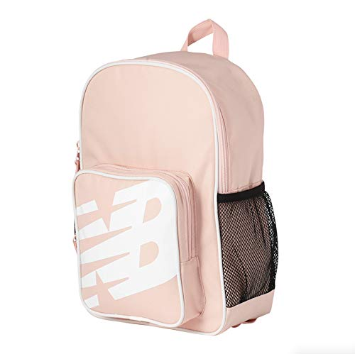 New Balance Men's and Women's Kids Sporty Backpack, Peach Soda