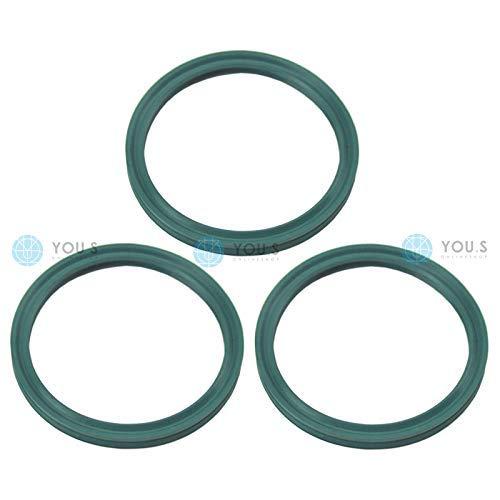 3 x YOU.S Ladeluftschlauch Formdichtung 11617790547 Außendurchmesser: 67,2mm