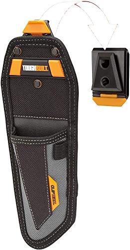 TOUGHBUILT Messerholster mit Clip-System Gürteltasche TOU CT 30 L Werkzeugtasche
