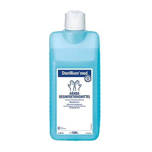 Händedesinfektionsmittel Sterillium med 1000 ml von Bode