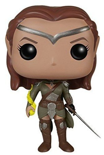 Funko 019546 No POP Vinylfigur: Skyrim: High Elf