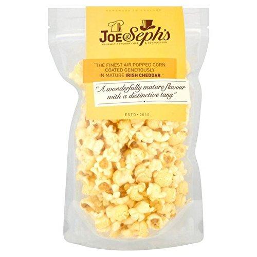 Joe & Seph Di Formaggio Cheddar Popcorn 90G Joe & Seph's Cheddar Cheese Popcorn 90g Joe & Sephs 90g
