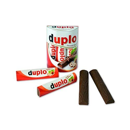 #11 Ferrero Duplo - Accesorios para tienda de compras para niños, color chocolate