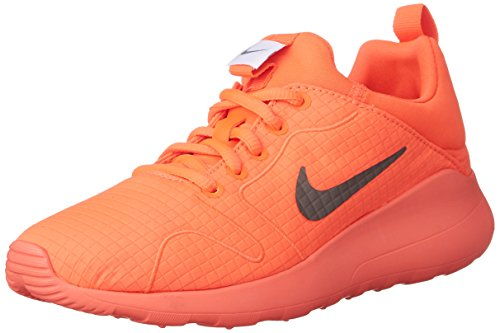 Nike Damen WMNS Kaishi 2.0 PREM Laufschuhe, Orange (Total Crimson Orange/Metallisches Zinn/Weiß), 40 EU