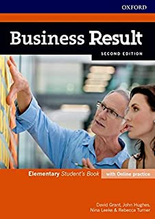 Business Result: Elementary: Student's Book with Online Practice: Business Result: Elementary: Student's Book with Online ...