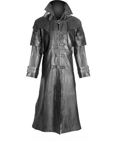10 best trenchcoat male leather for 2020