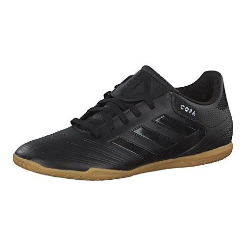 adidas Herren Copa Tango 18.4 IN Futsalschuhe, Schwarz (Negbás/Ftwbla/Negbás 000), 39 1/3 EU