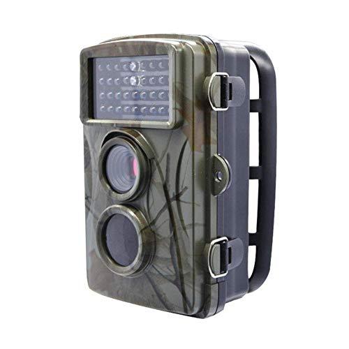 LFDHSF Trail Camera 8Mp Wildlife Monitoreo al aire libre seguridad del hogar visión nocturna deportes cámara