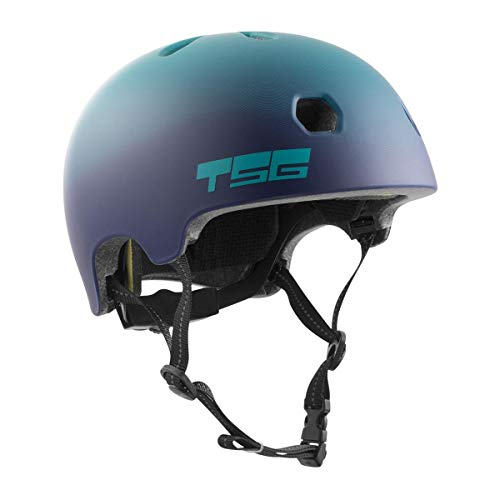 TSG BMX/Dirt Helm Meta Blau Gr. S/M