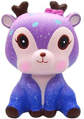 Deluxe QYER to Strengthen Squishies Tampa Mall Kawaii Squishy Creamy Star Fawn A