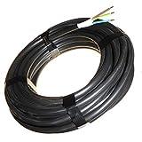 Câble CYKY-J 3 conducteurs 2,5 mm Hi Tuff pour usage intérieur et extérieur - 300/500v