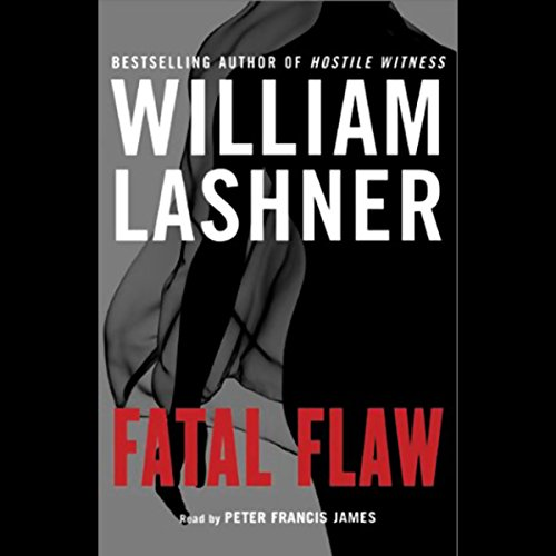 Fatal Flaw audiobook cover art