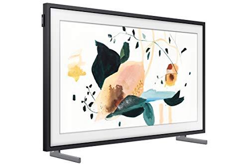 Samsung TV The Frame Cornice TV 55 pollici, 4K, WiFi, 2020, Classe di Efficienza Energetica B, Nero