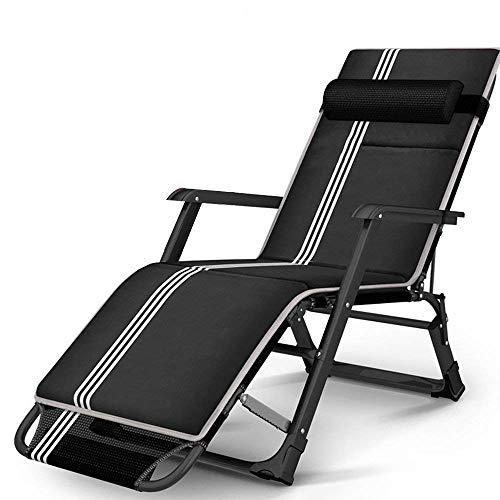 QTQZHH opklapbare stoel stoel eenvoudige enkele draagbare bed thuis multifunctionele slaapzak Rostuhl opvouwbare lunchpauze stoel (kleur: 1003)