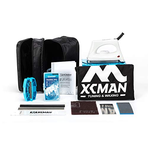 top 10 snowboard waxes A complete XCMAN kit for adjusting ski snowboards and covering with irons, universal waxes, edge tuners, PTEX …