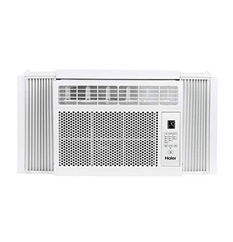 Haier QHQ06LZ 6,000 BTU 115-Volt Window Air Conditioner humidty-meters, 115V