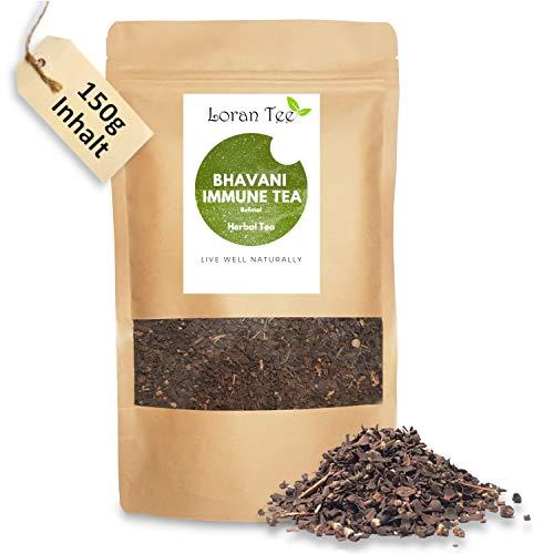 Loran Tee - Belimal Kräuter Tee Bhavani Immune Tee in Zipp-Tüte lose 150 Gramm
