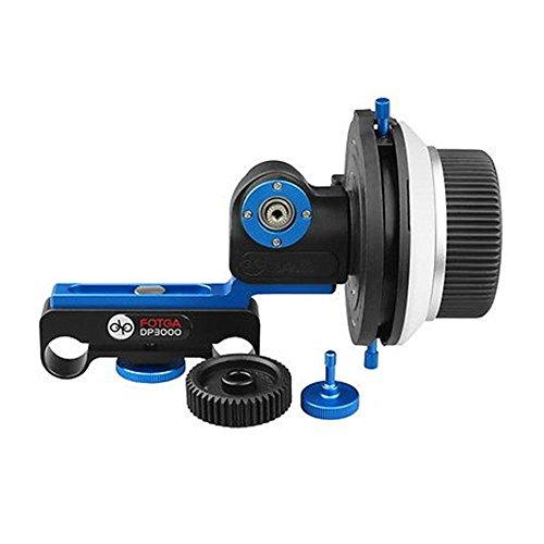 FOTGA DP3000 M2 Pro Dampen A/B Hard Stop Follow Focus for BMPCC GH4 GH5 GH5S 5DIII 5DIV 6D A9 A7R DSLR Camera