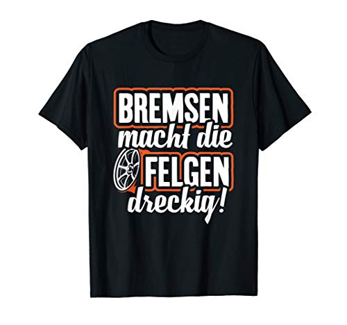 T-Shirt Tuner Tuning Autofahren KFZ Mechaniker Witz Spruch T-Shirt