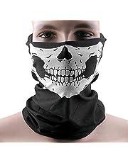 Skull Bicycle Helmet CS Mask Headgear Mask Motorcycle Riding Mask