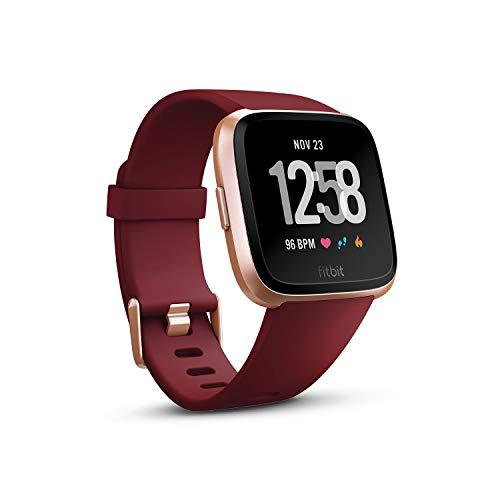 Versa Smartwatch Ruby Rose Gold