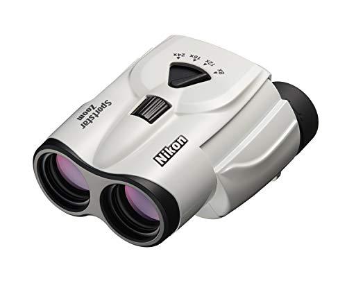 Nikon Verrekijker Sportstar Zoom 8-24×25 WIT Klein